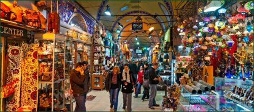 Grand Bazaar GrandBazaarShopsInIstanbul