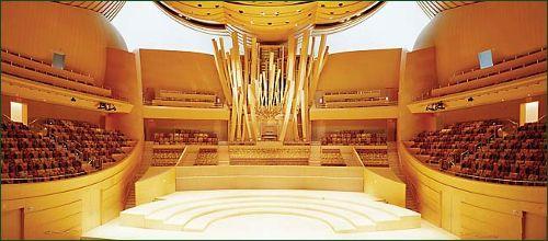 Walt Disney Concert Hall La04