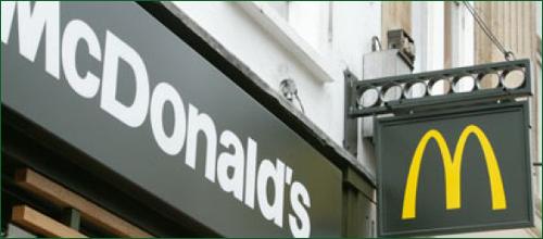 Mc Donald's Mcdonalds