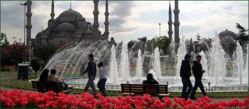Praça Sultanahmet Sultanahmet