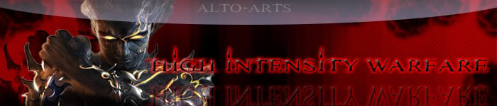High Intensity Warfare