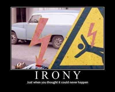 Motivational Poster Motivational_poster_irony