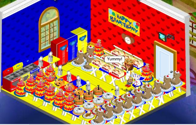 PriscillaBallerina31 Condo Bakery
