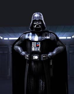 The Dark Lord, Darth Vader Darth-vader