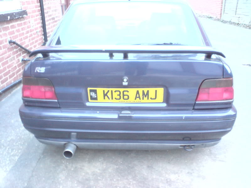 Breaking RS2000 mk5 all parts cheap ABCD0011