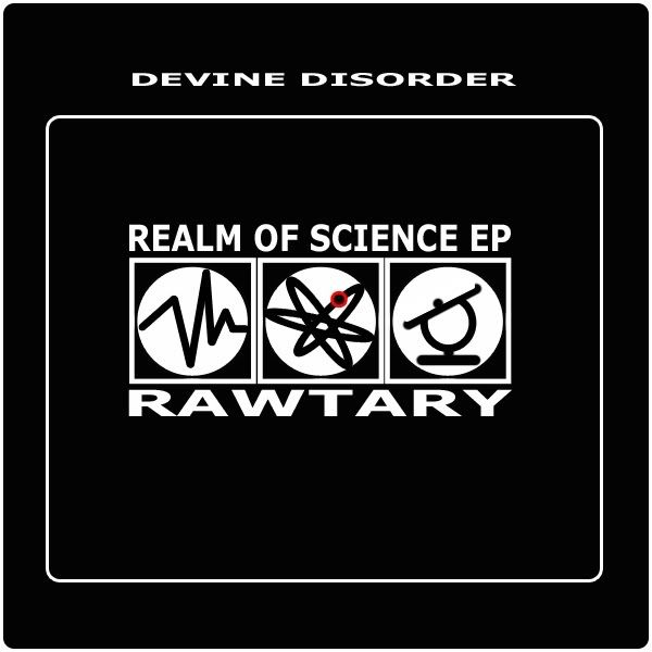 Rawtary - Realm of Science - Divine Disorder Realm_of_science_EP-COVER