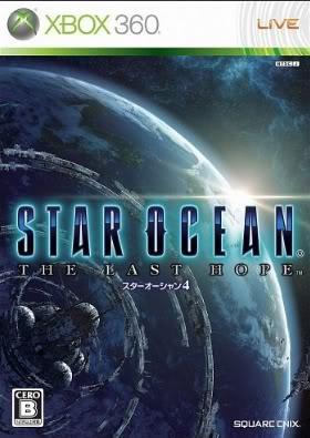 Star Ocean The Last Hope  [PS3 : Xbox360] Jap