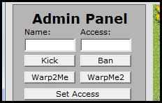 Eclipse Origins v1.1.0 Adminpanel