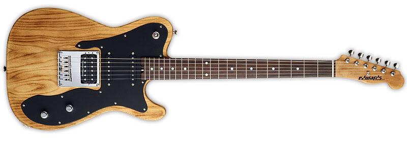 Guitarras de Shin E-S-120