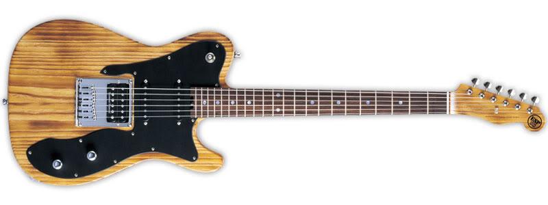 Guitarras de Shin HIMAWARI