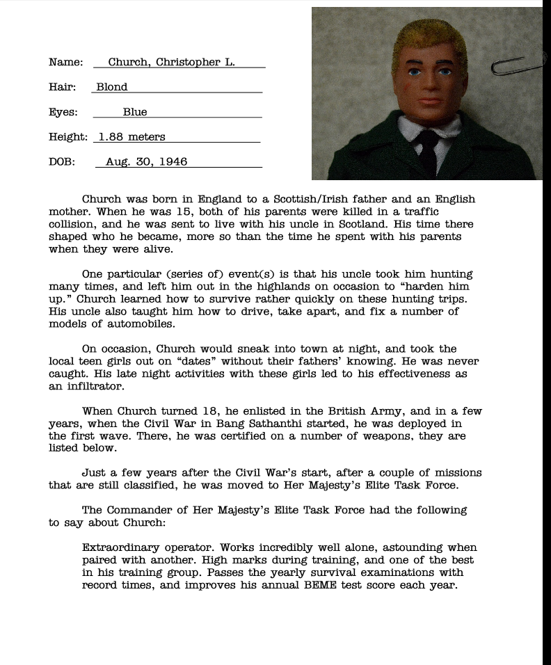 Top Secret - Operation Dropkick - Did/Does your Action Man have a name? - Page 4 Church%20Dossier%20Pg%201_zpsefakudag