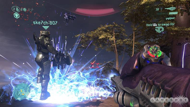 Halo 3 Review by Zeinformer 36