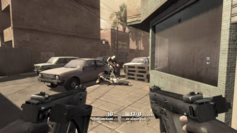 Soldier of Fortune: Payback Review By Zeinformer! Sof2