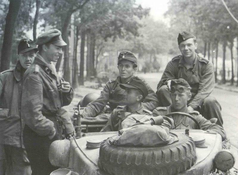 chars allemands Panzer2