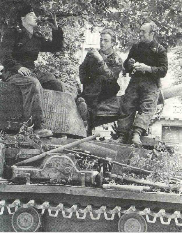 chars allemands Panzer3