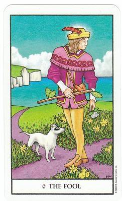 Today's Card - Connolly Tarot By Scamphill - Page 3 0TheFoolConnollyTarot_0005