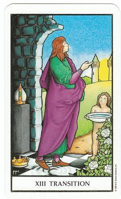 Today's Card - Connolly Tarot By Scamphill - Page 3 13Transition-DeathConnollyTarot_000