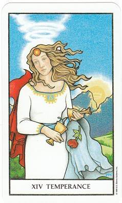 Today's Card - Connolly Tarot By Scamphill - Page 3 14TemperanceConnollyTarot_0005