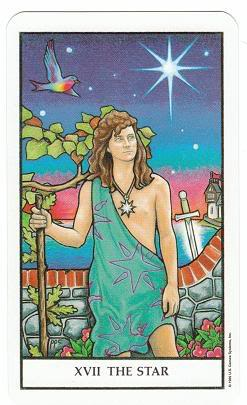 Today's Card - Connolly Tarot By Scamphill - Page 2 17TheStarConnollyTarot_0011