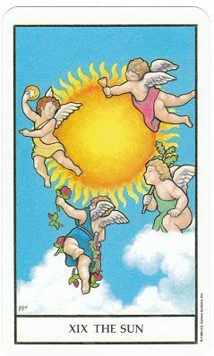Today's Card - Connolly Tarot By Scamphill - Page 2 19TheSunConnollyTarot_0005