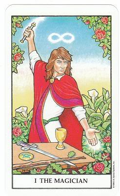 Today's Card - Connolly Tarot By Scamphill - Page 3 1TheMagicianConnollyTarot_0005