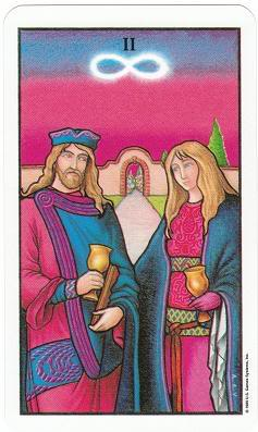 Today's Card - Connolly Tarot By Scamphill - Page 2 2ofCupsConnellyTarot_0011