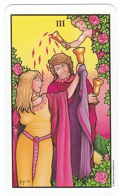Today's Card - Connolly Tarot By Scamphill - Page 2 3ofCupsConnollyTarot_0005