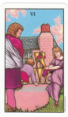 Today's Card - Connolly Tarot By Scamphill - Page 2 6ofCupsConnollyTarot_0005