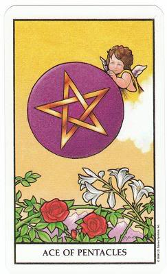 Today's Card - Connolly Tarot By Scamphill - Page 2 AceofPentaclesConnollyTarot_0005