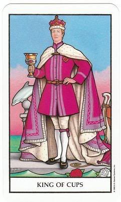 Today's Card - Connolly Tarot By Scamphill - Page 2 KingofCupsConnollyTarot_0005