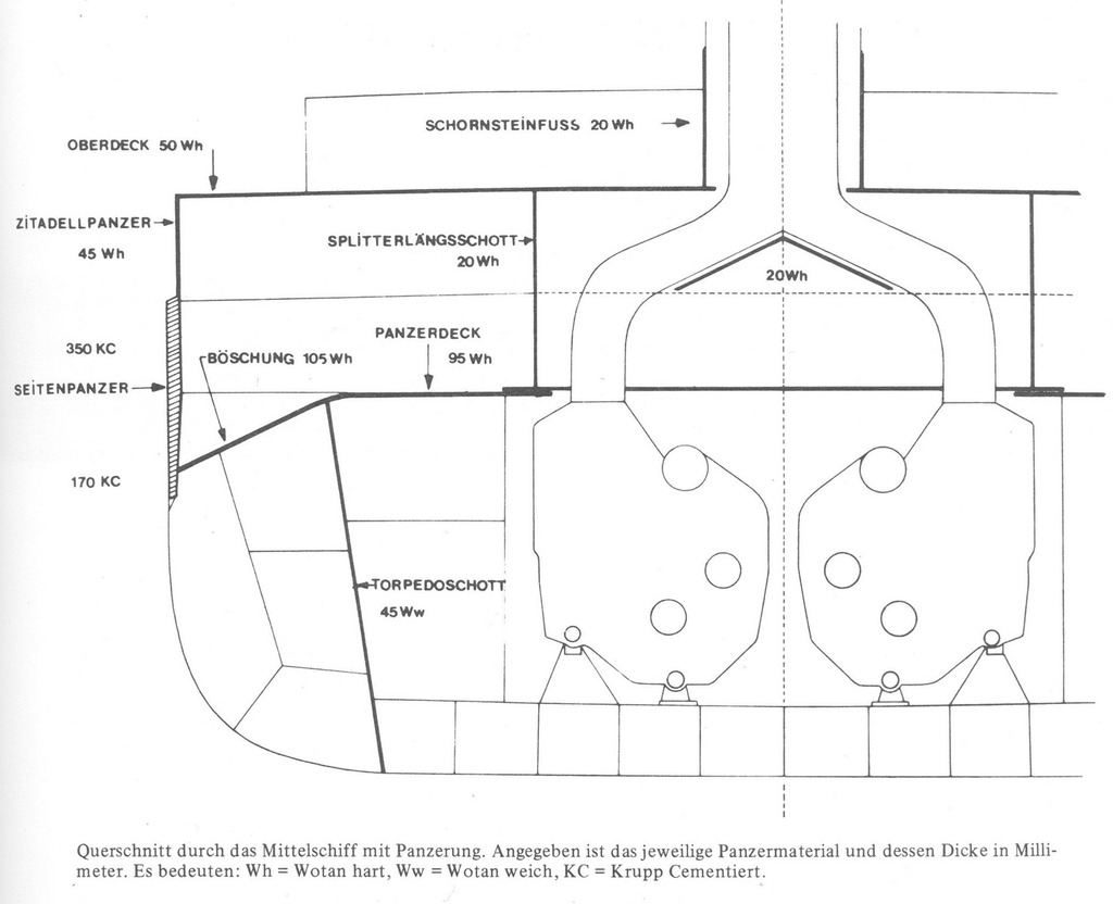 Cuirassés allemands - Page 3 MA%2002%20-%20Schlachtschiff%20Gneisenau-11_zpsmz7hrubv
