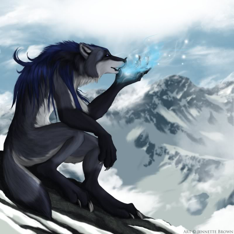 Anthro Thread Ice_wolf_anthro