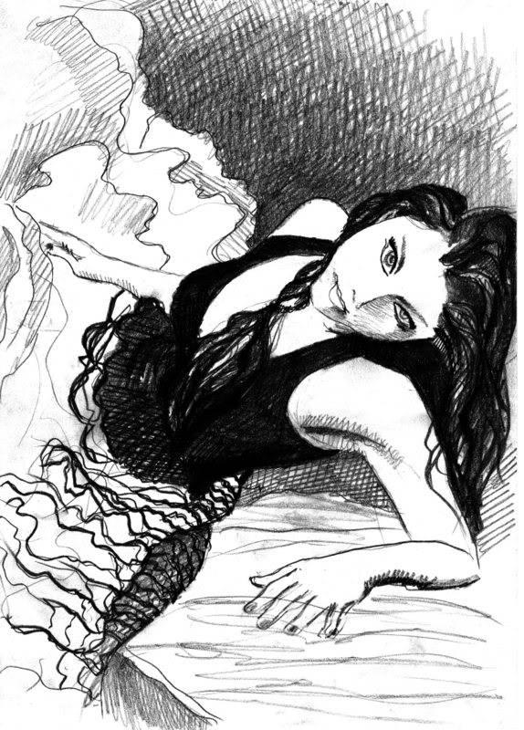 Liber Iacobus : Noctem Aeternus [The Book of Iago : Endless Night] Amy