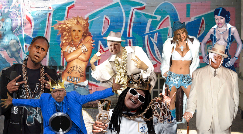 The New GOP coming to a town near you HipHopGOP