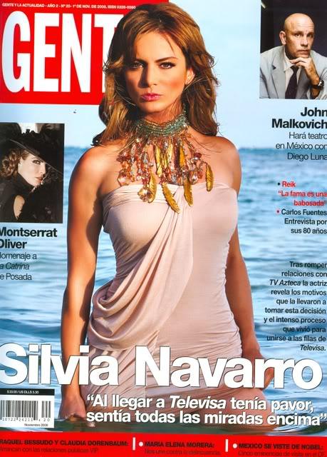 Сильвия Наварро/Silvia Navarro SilviaNavarro-Nueva-Nov08-1