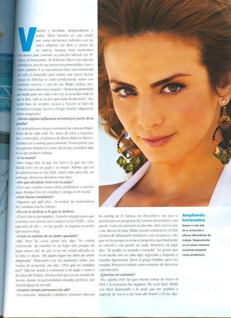 Сильвия Наварро/Silvia Navarro SilviaNavarro-Nueva-Nov08-7