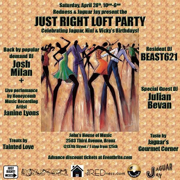 4/28-JUST RIGHT Loft Party w/Josh Milan, Julian Bevan, BEAST621 Just%20Right-Josh%20%20Julian-smaller_zpsegzz1s60