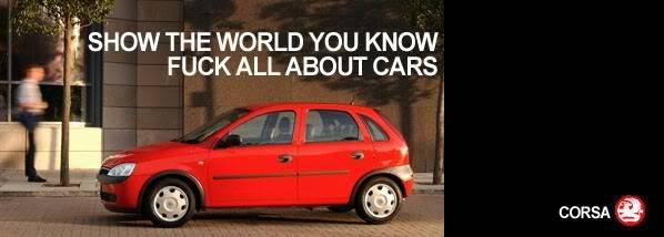 Random Funny Pictures Ad-corsa