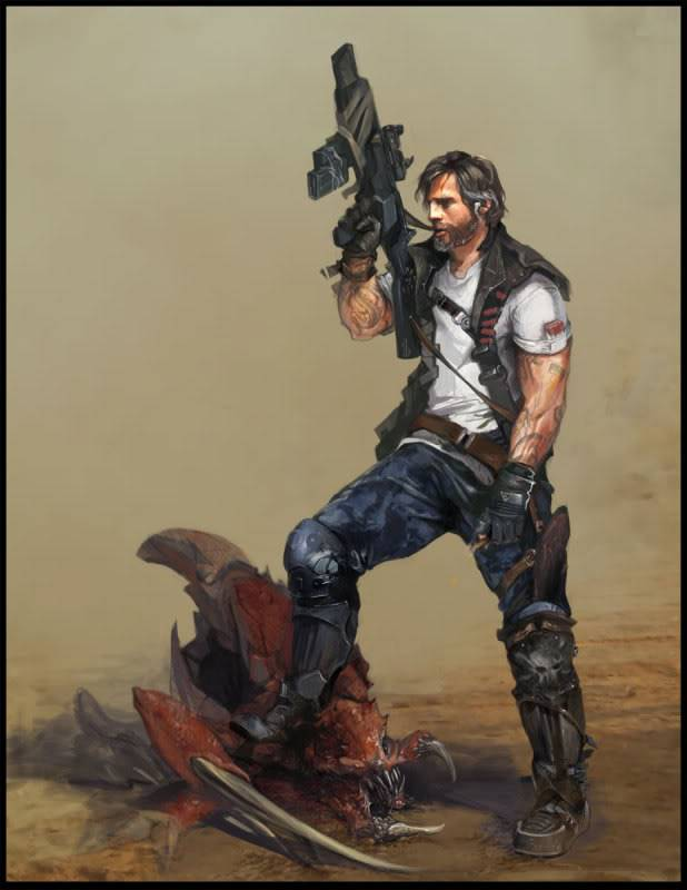 Pics of Games, and Ppl JimRaynor