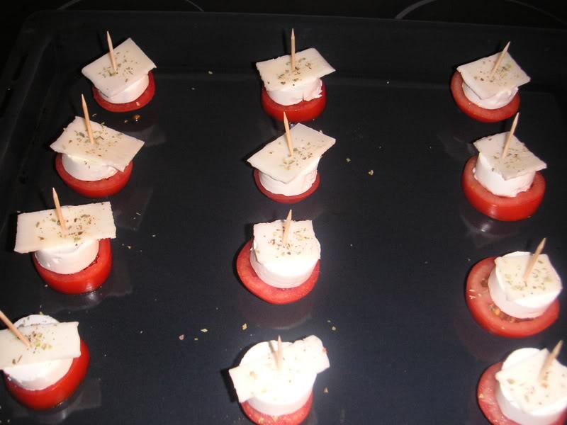 Tomates con queso al horno (Yaiana) PICT2569