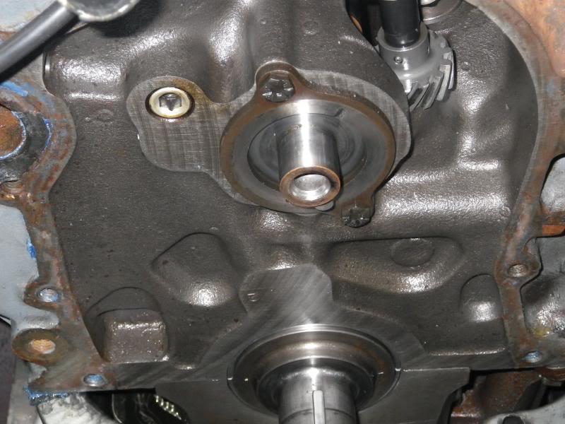 cam gear wear IMGP4910