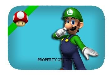LOOK WHAT I MADE! Luigi