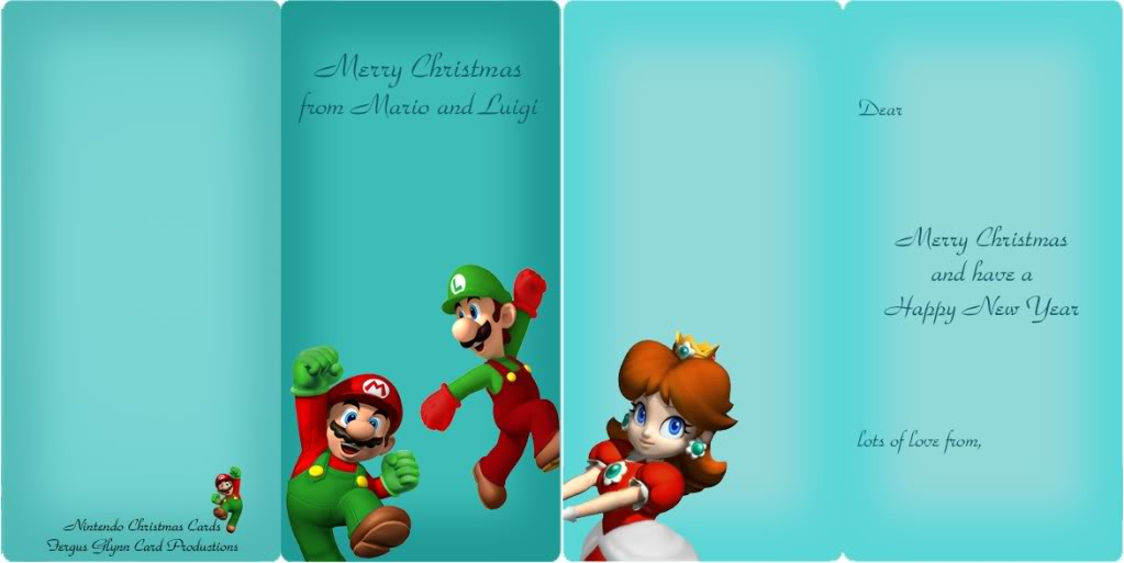 Nintendorks Graphics Contest: Christmas [Results Announced!] - Page 2 MarioLuigiandDaisyCard-Verticall