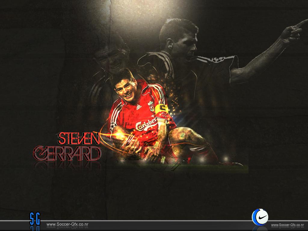 Gerrard Wallpaper StevenGerrard