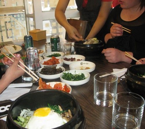 Diferentes comidas tipicas coreanas!! Xomia2
