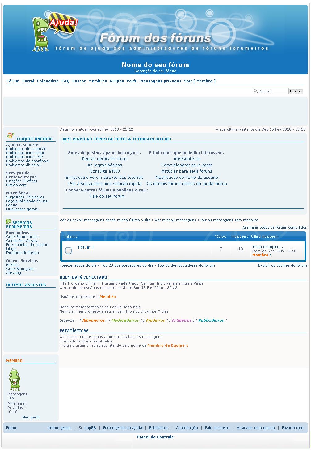 [TUTORIAL] Personalizar área intermediária do fórum Asdxx