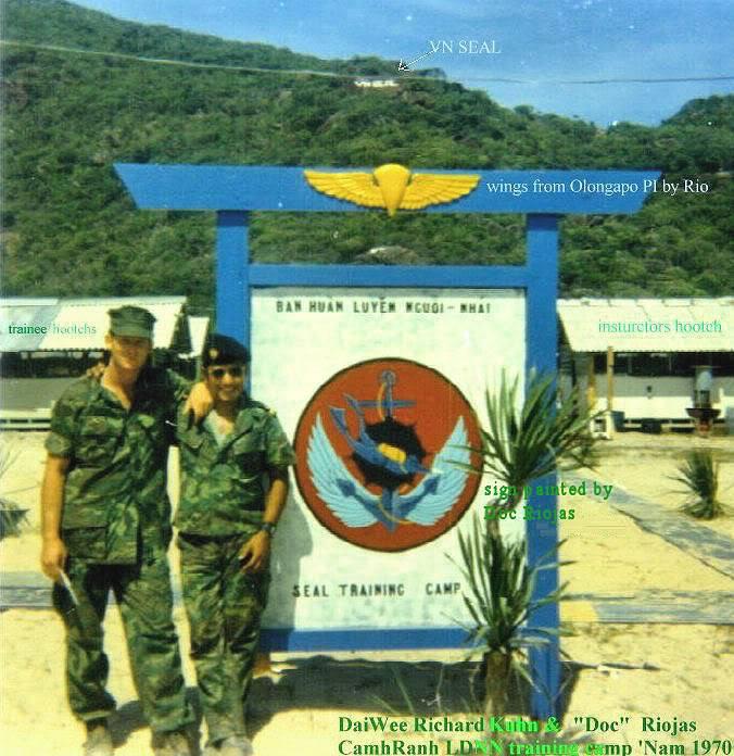 Navy SEALs Camhranh