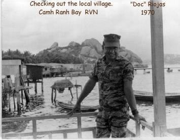Navy SEALs Camranhbayrio