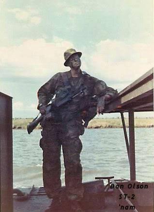 Navy SEALs Danolson