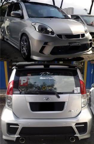 [WTS] Myvi Bodykit Store *Myvi Evo X Front Bumper* Available 23e77511
